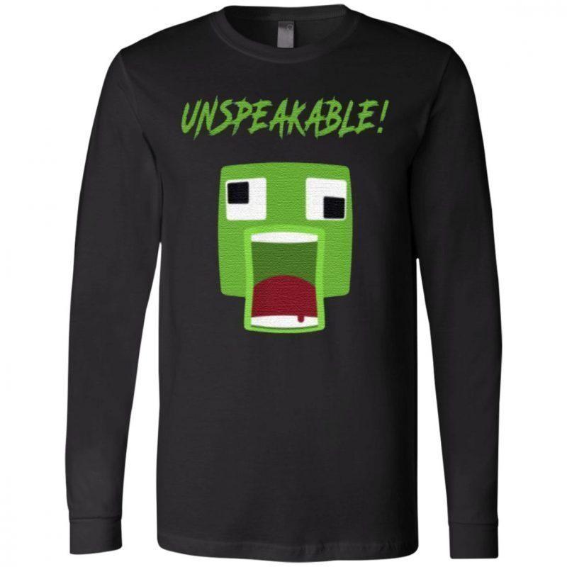 Unspeakable T Shirt