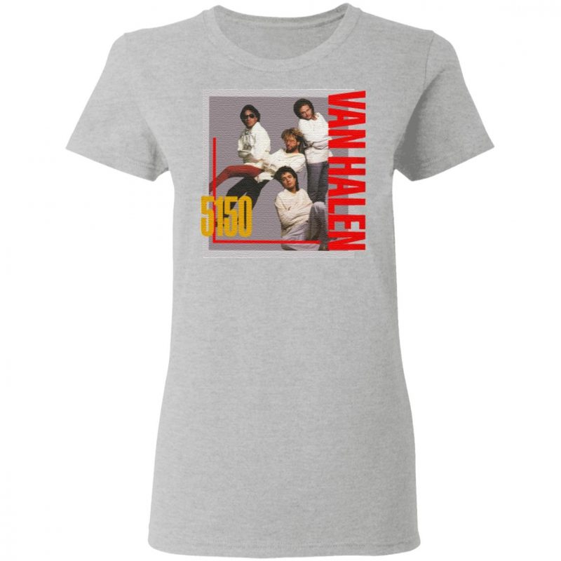 Van Halen 5150 T Shirt