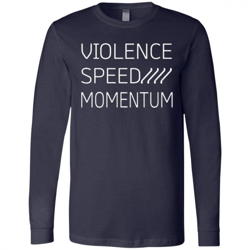 Meyers Leonard Violence Speed Momentum T Shirt