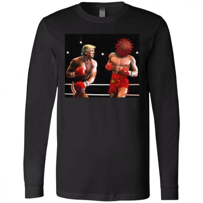 Trump Again Covid-19 China T-Shirt