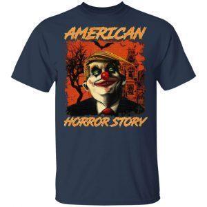 Trump Clown American Horror Story Funny Anti Trump T-Shirt