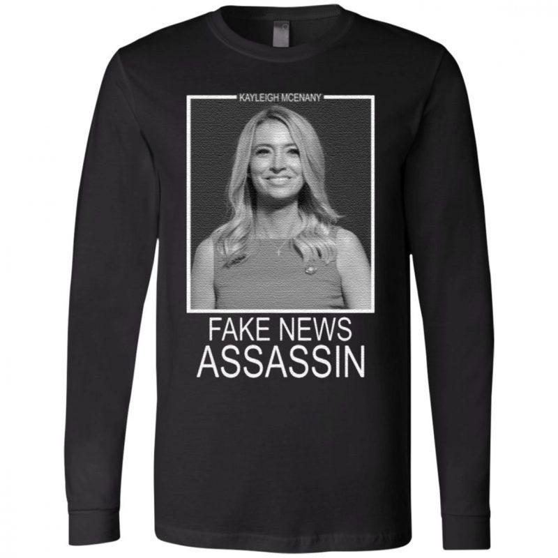 Kayleigh Mcenany Fake New Assassin T Shirt
