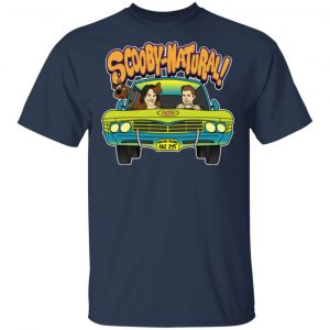 Scooby Natural T Shirt