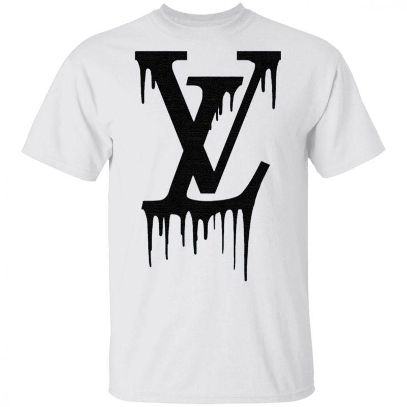 Jordan Crimson Tint LV Drip T-Shirt