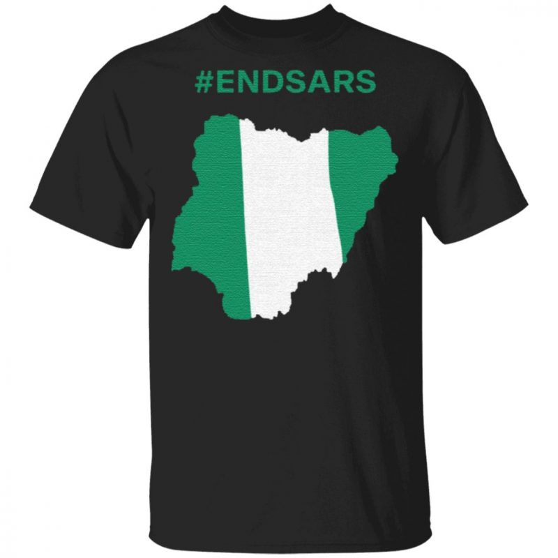 EndSARS T Shirt