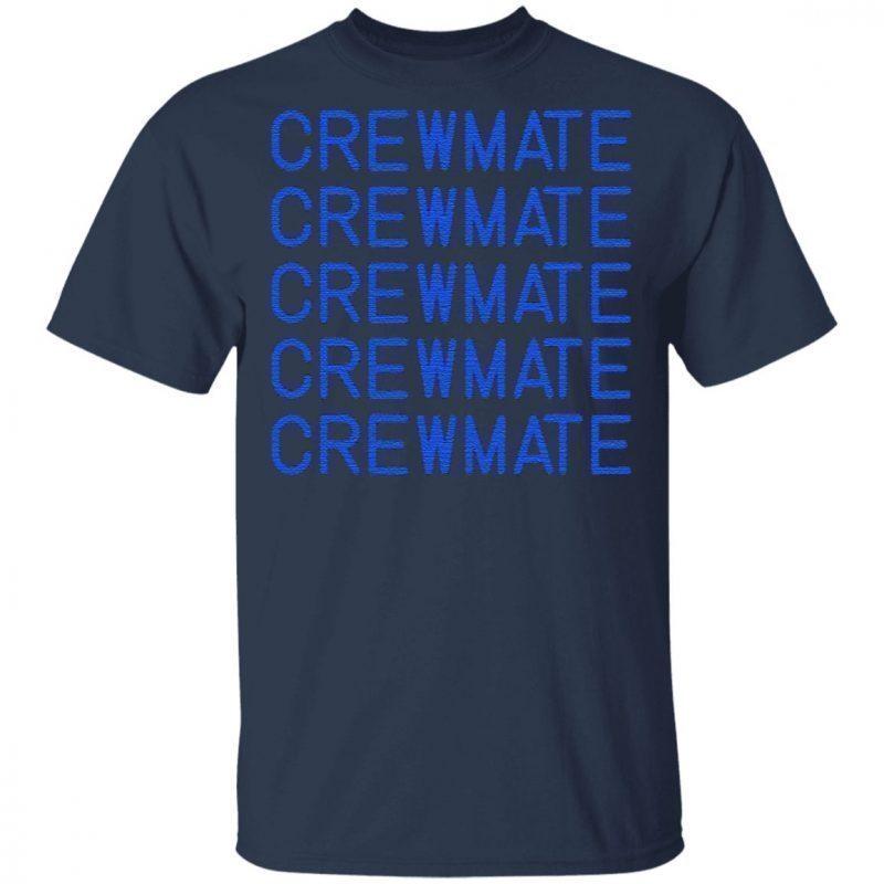 Among Crewmate Us Game T-Shirt