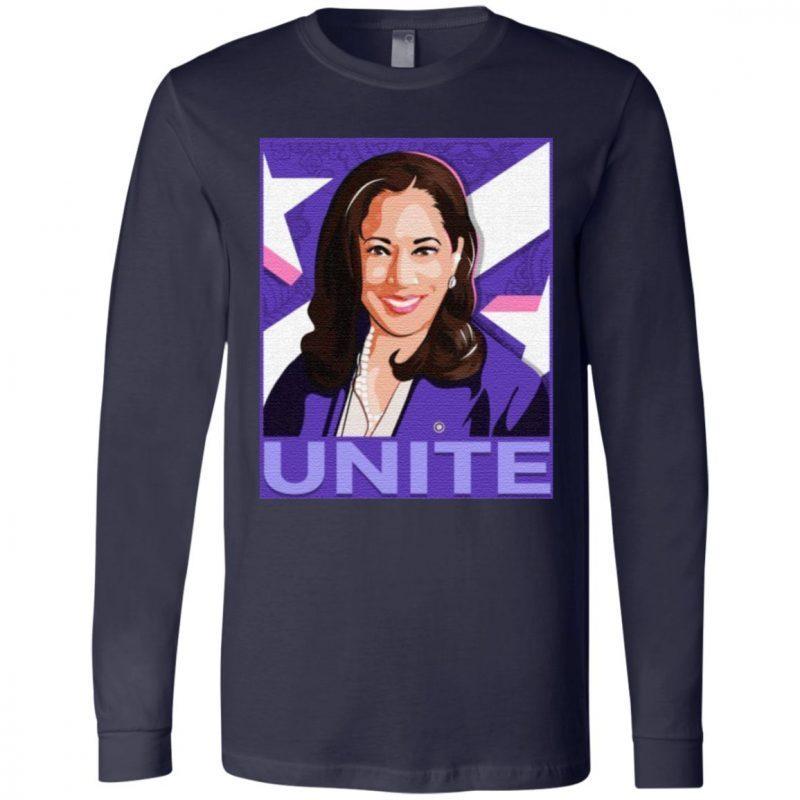 Kamala Harris Unite 2020 T-Shirt
