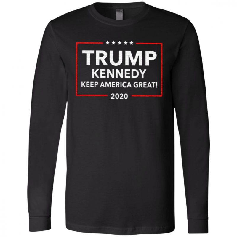 Trump Kennedy Keep America Great 2020 T Shirt
