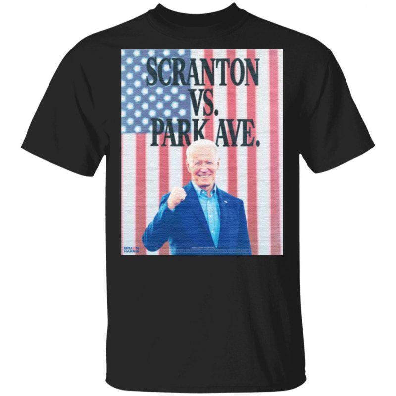 Scranton Vs. Park Ave T Shirt