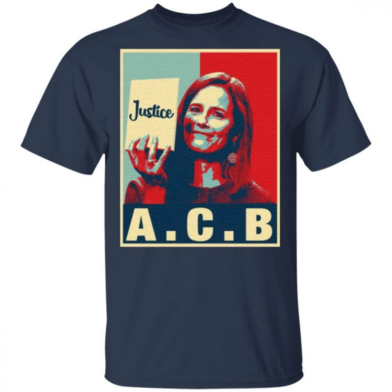Amy Coney Barrett Justice ACB T-Shirt