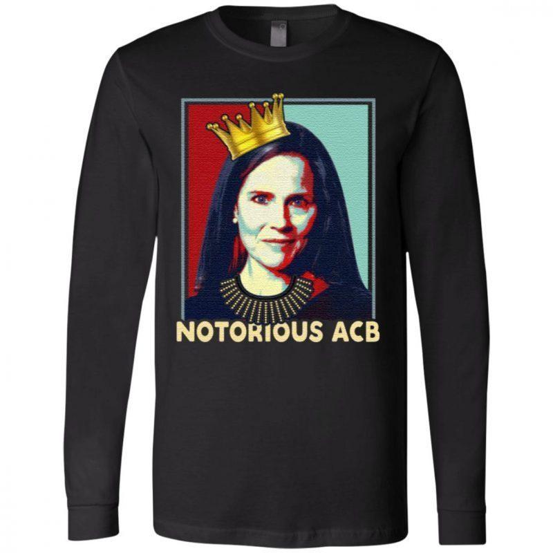 Notorious ACB Amy Coney Barrett Hope T-Shirt
