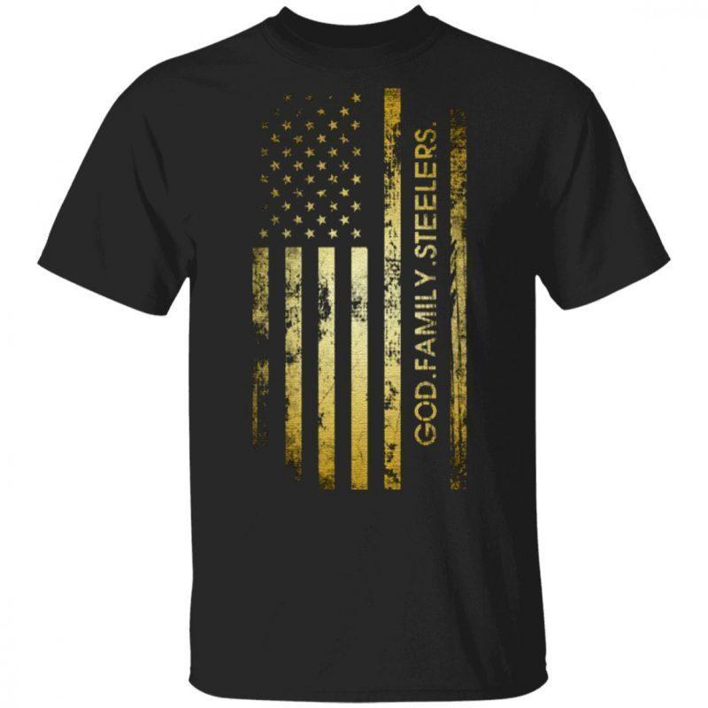 God Family Badass Veteran T-Shirt
