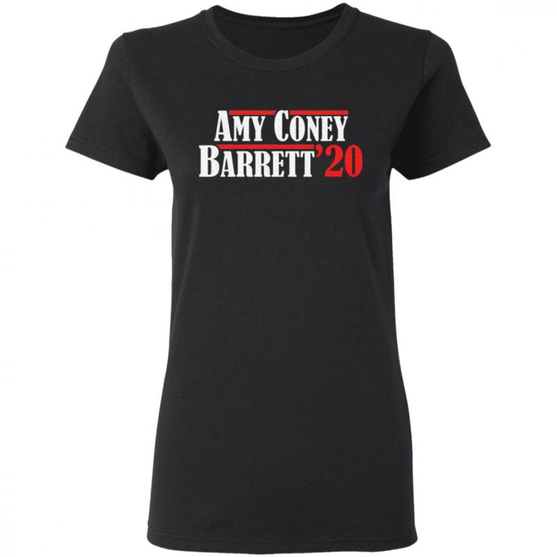 Amy Coney Barrett 20 T Shirt
