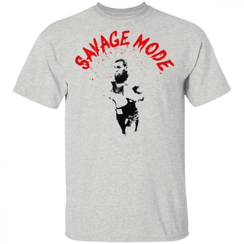 Mike Tyson Savage Mode T Shirt
