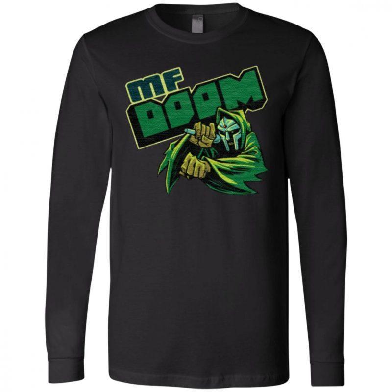 mf doom t shirt
