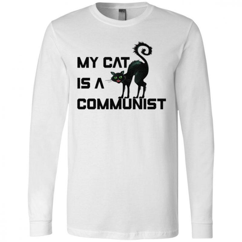 my cat is a communist T-Shirt