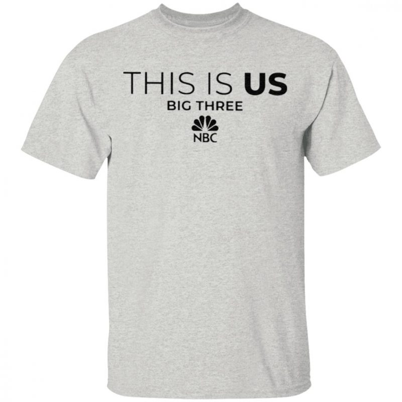This Is Us T Shirt