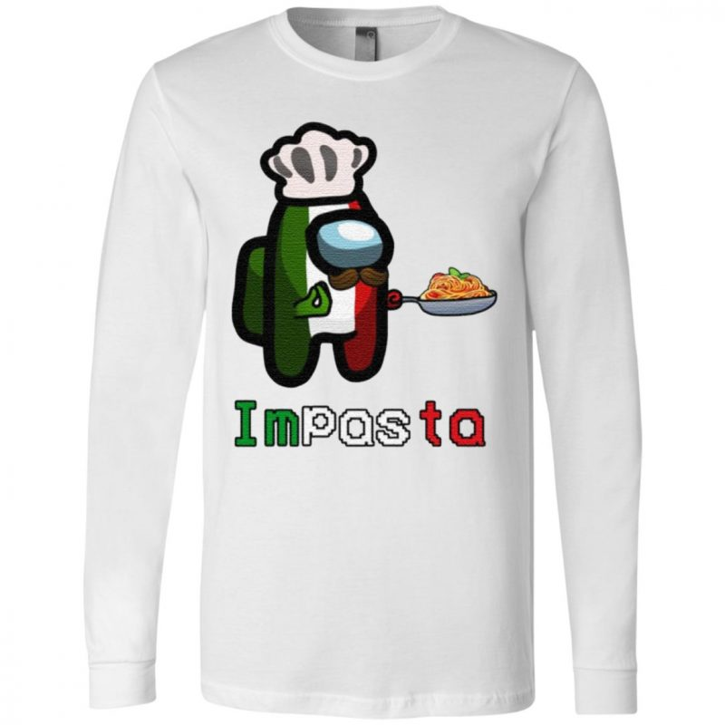 Impasta Impostor T Shirt