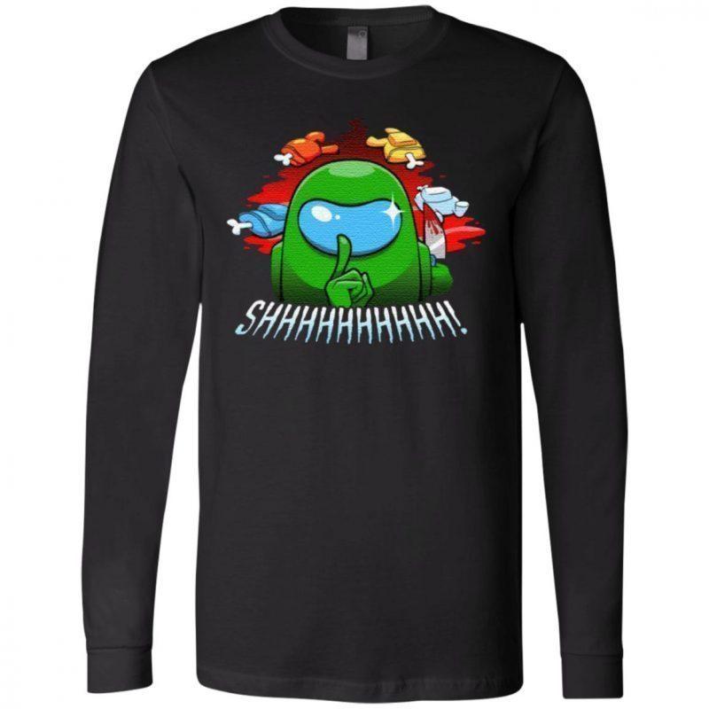 Cool Among Us SHHHHHH! Shirt