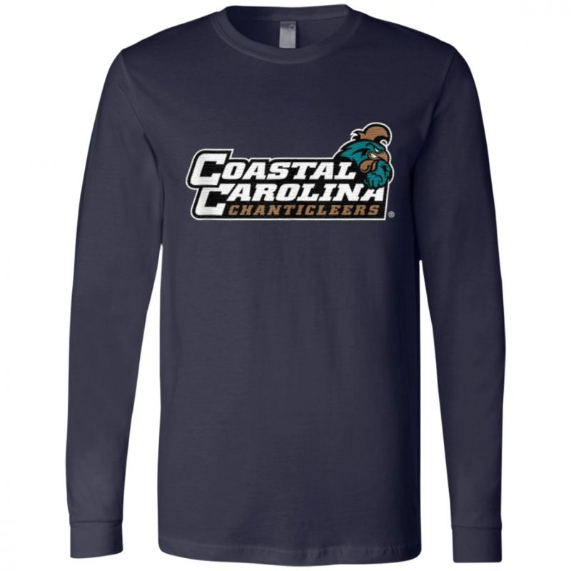 Coastal Carolina University Chanticleers T Shirt