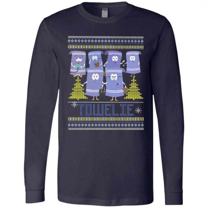 Towelie Christmas T Shirt