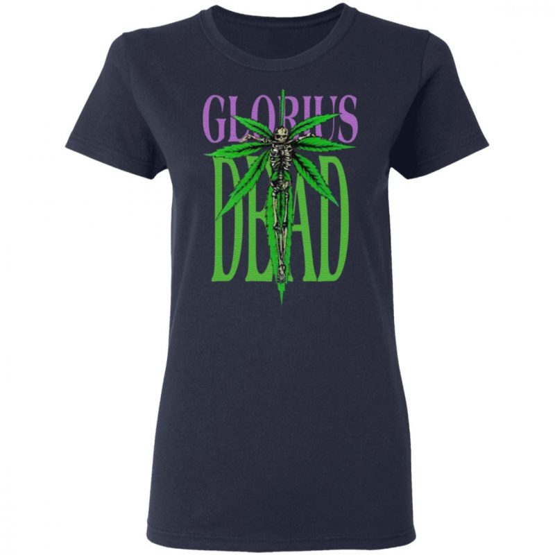 the glorious dead t shirt