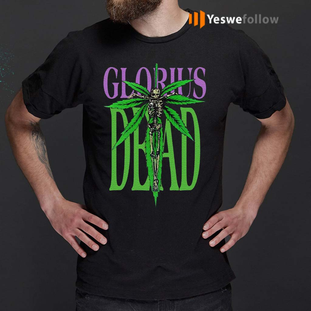 the-glorious-dead-t-shirt