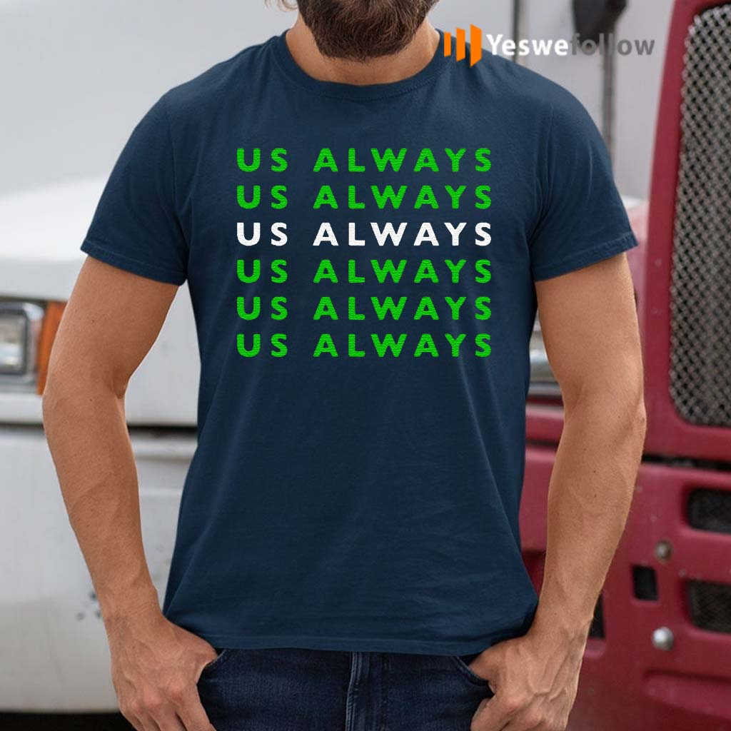 us-always-t-shirt