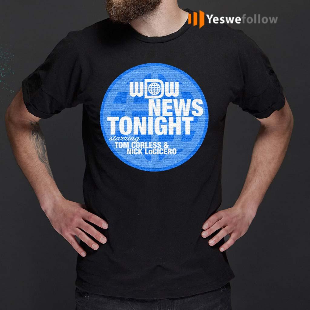 wdw-news-tonight-t-shirt