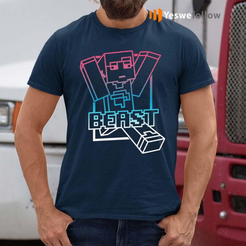 Beast-Gaming-Avatar-Tee-Shirts