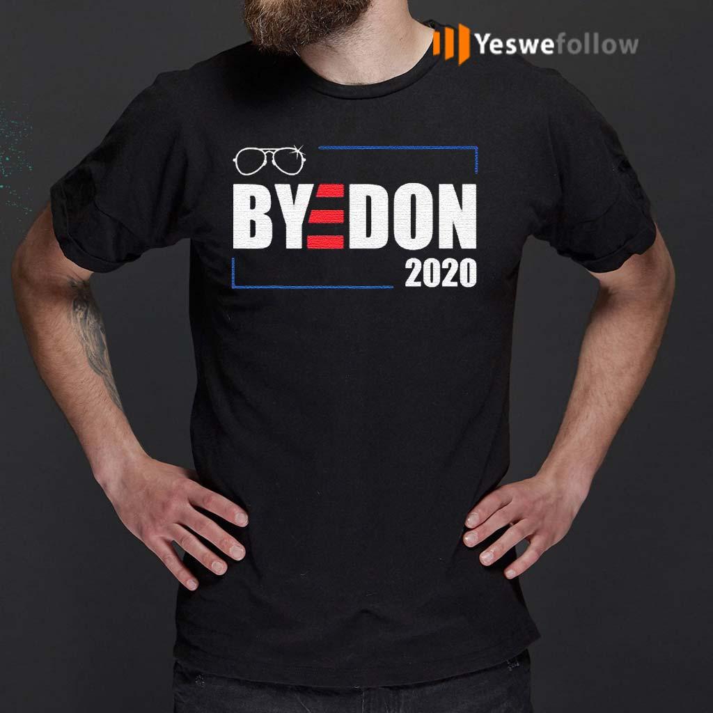 Bye-don-2020-joe-biden-victory-and-sunglasses-shirt