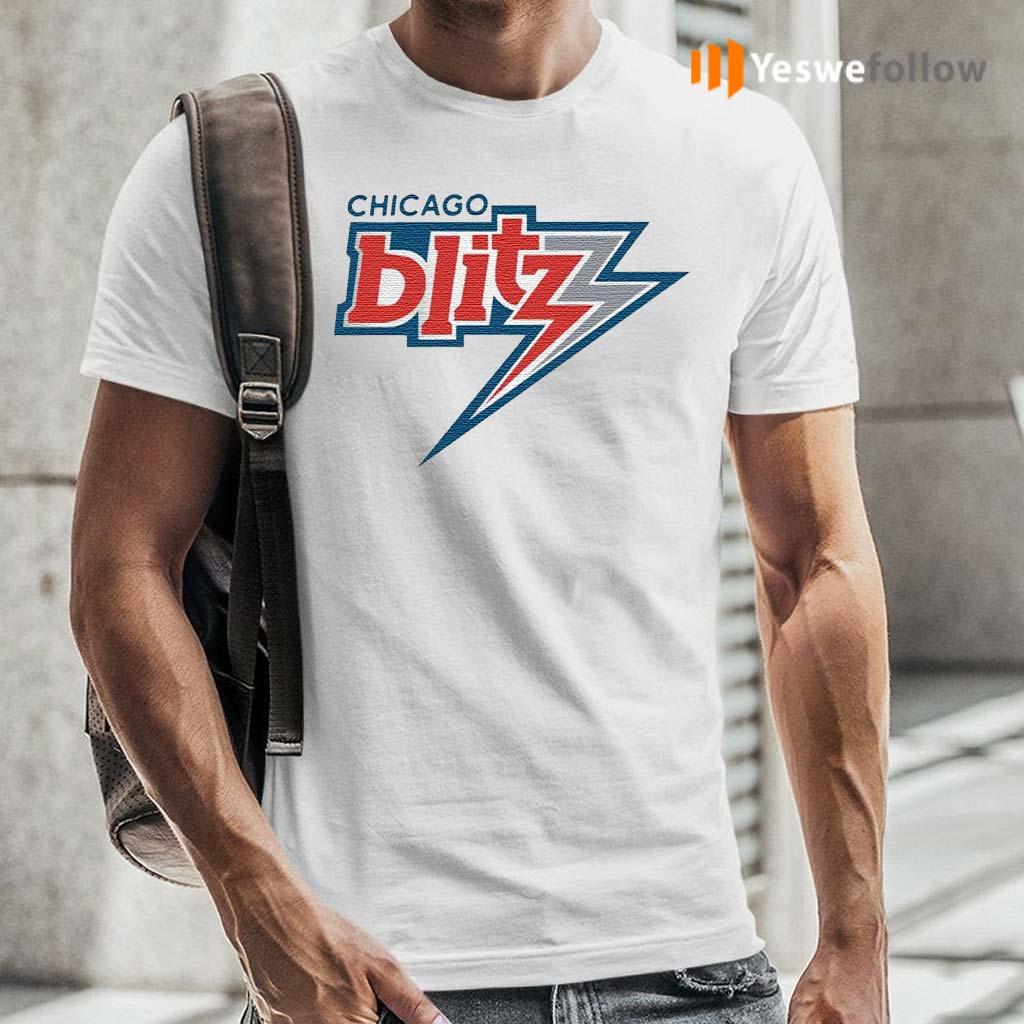 Chicago-Blitz-shirt