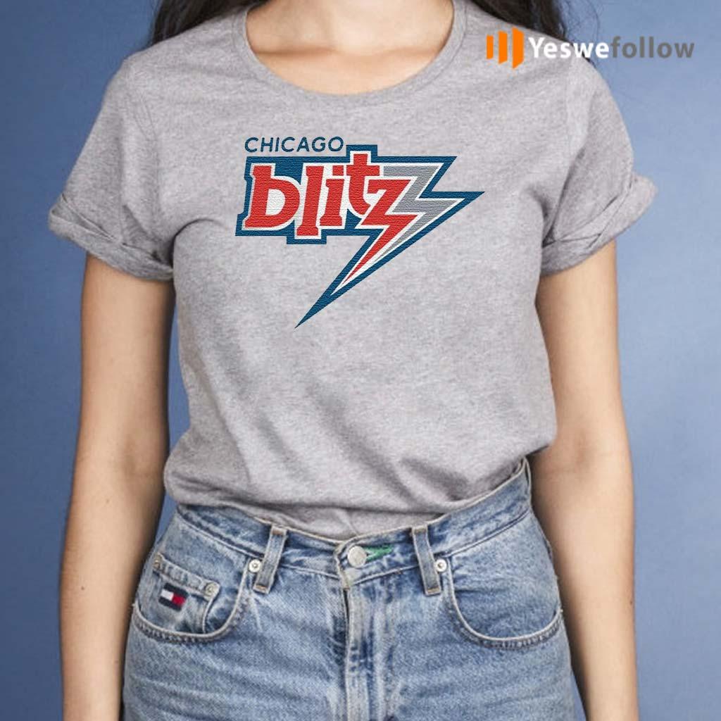 Chicago-Blitz-shirts