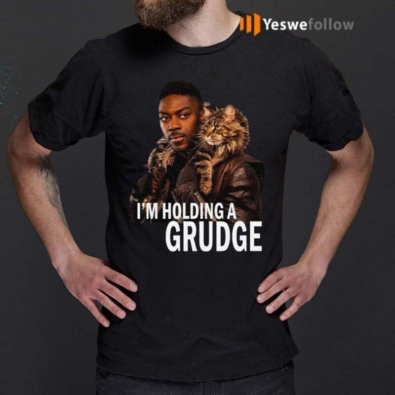 David-Ajala-I'm-Holding-A-Grudge-T-Shirt