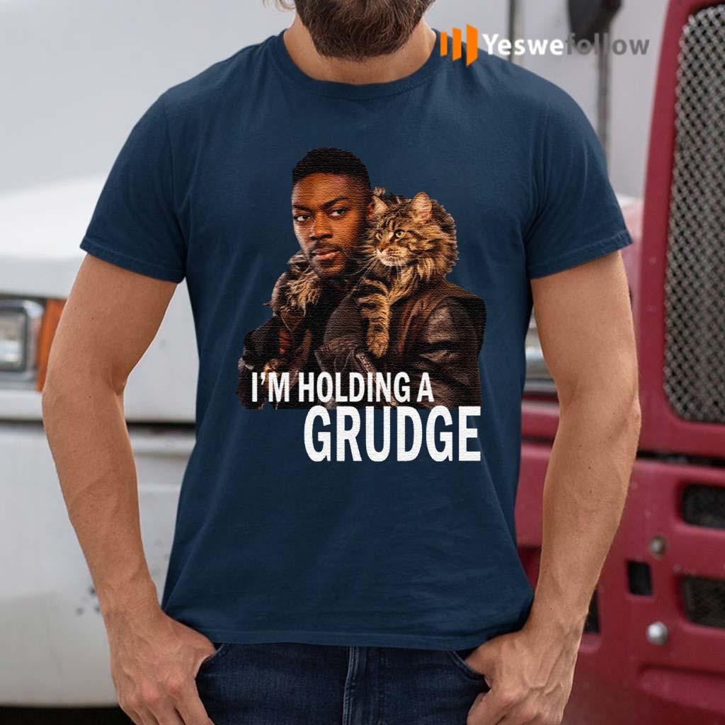David-Ajala-I'm-Holding-A-Grudge-T-Shirts