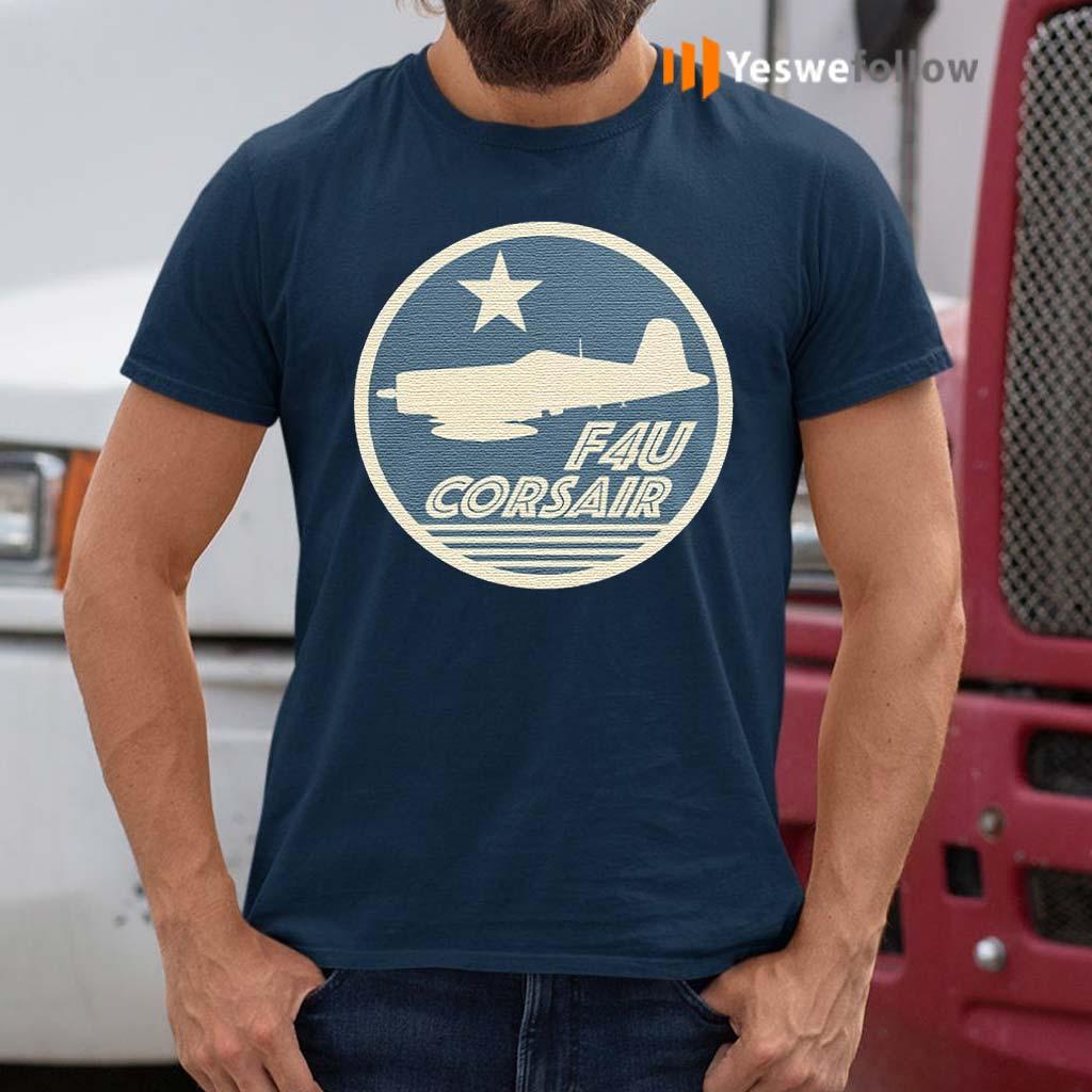 F4u-Corsair-T-Shirt