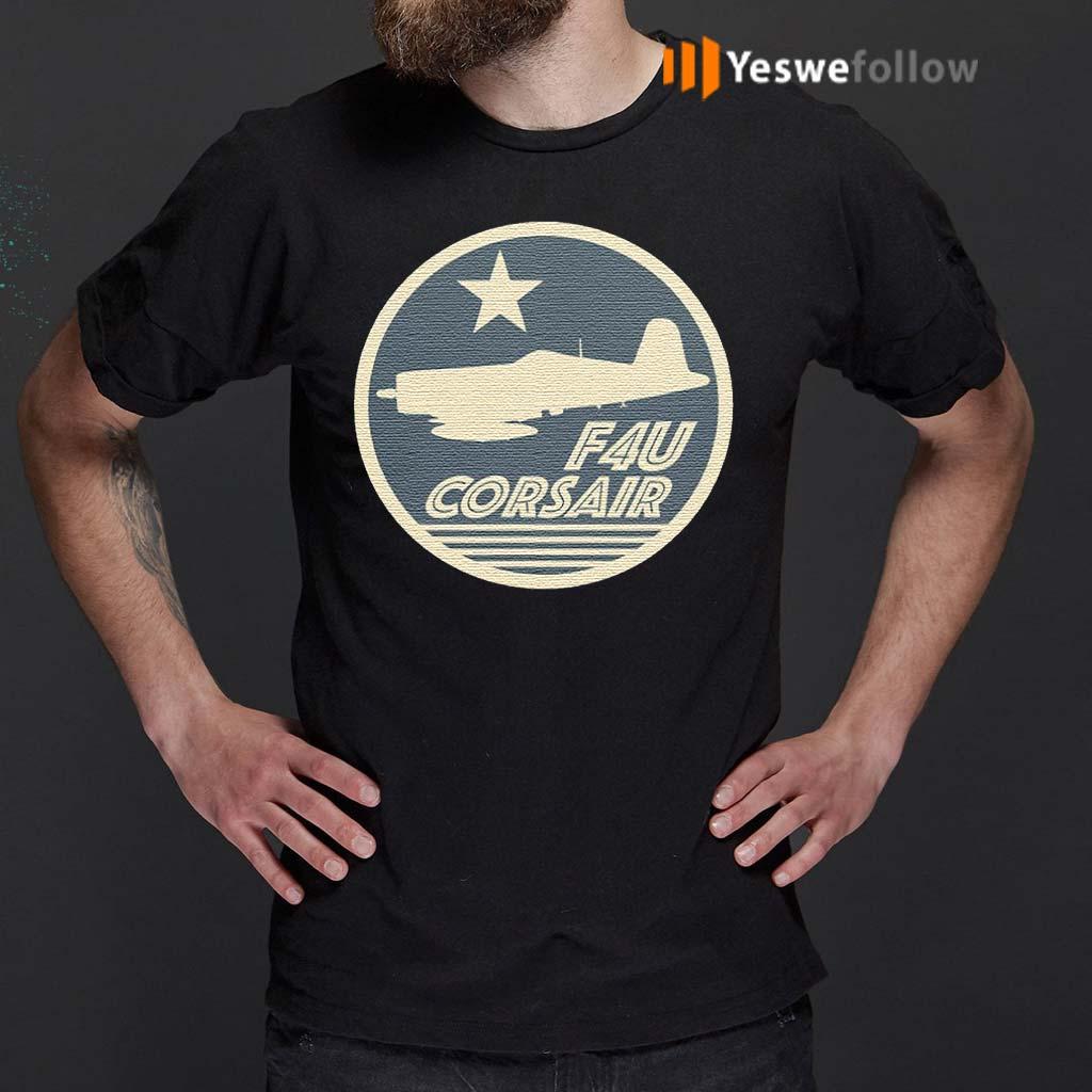 F4u-Corsair-T-Shirts
