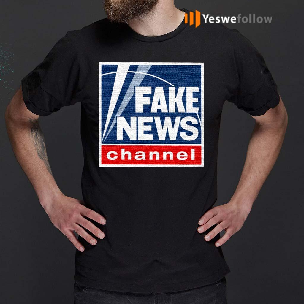 Fake-News-Channel-Shirt