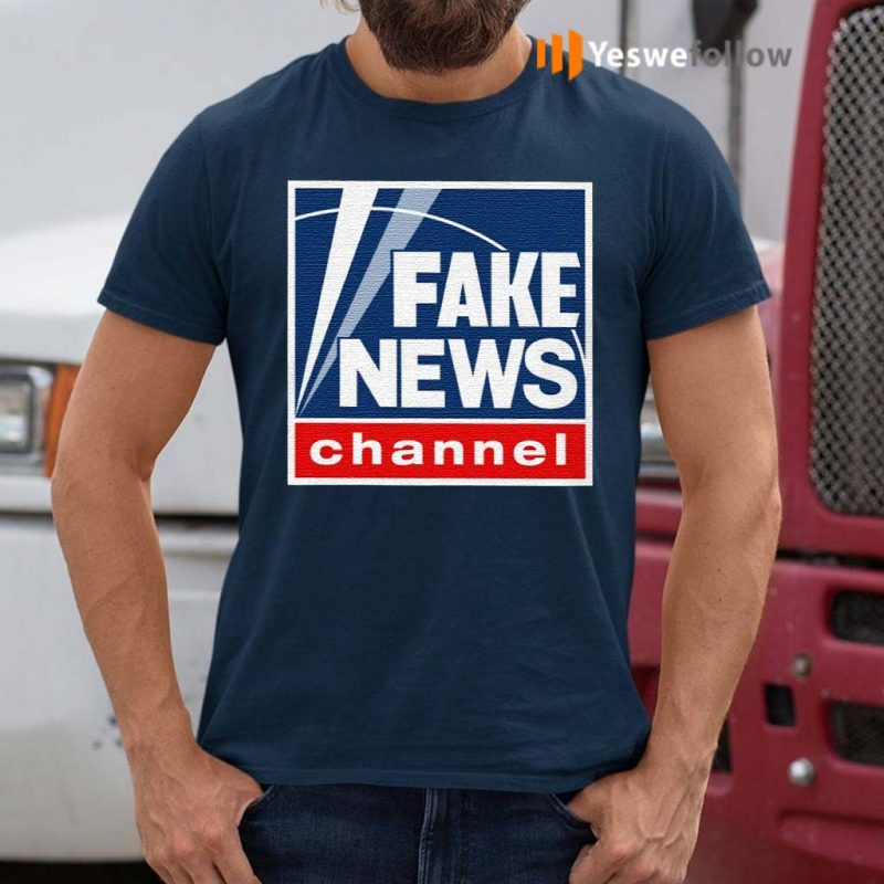Fake-News-Channel-Shirts
