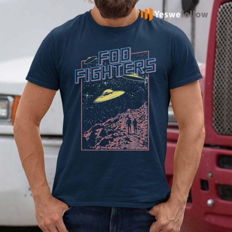 Foo-Fighters-Ufo-T-Shirts