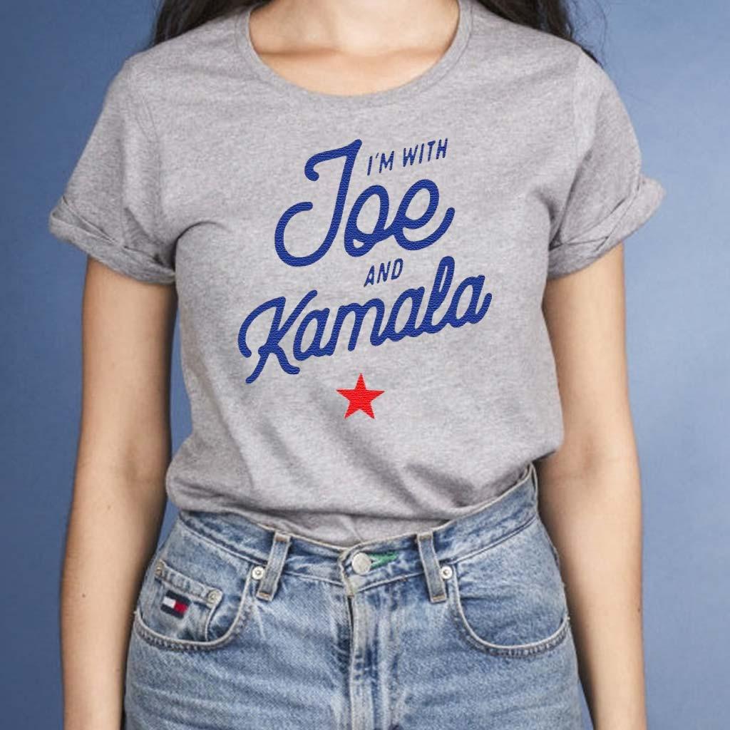 I'm-with-Joe-and-Kamala-2020-shirt