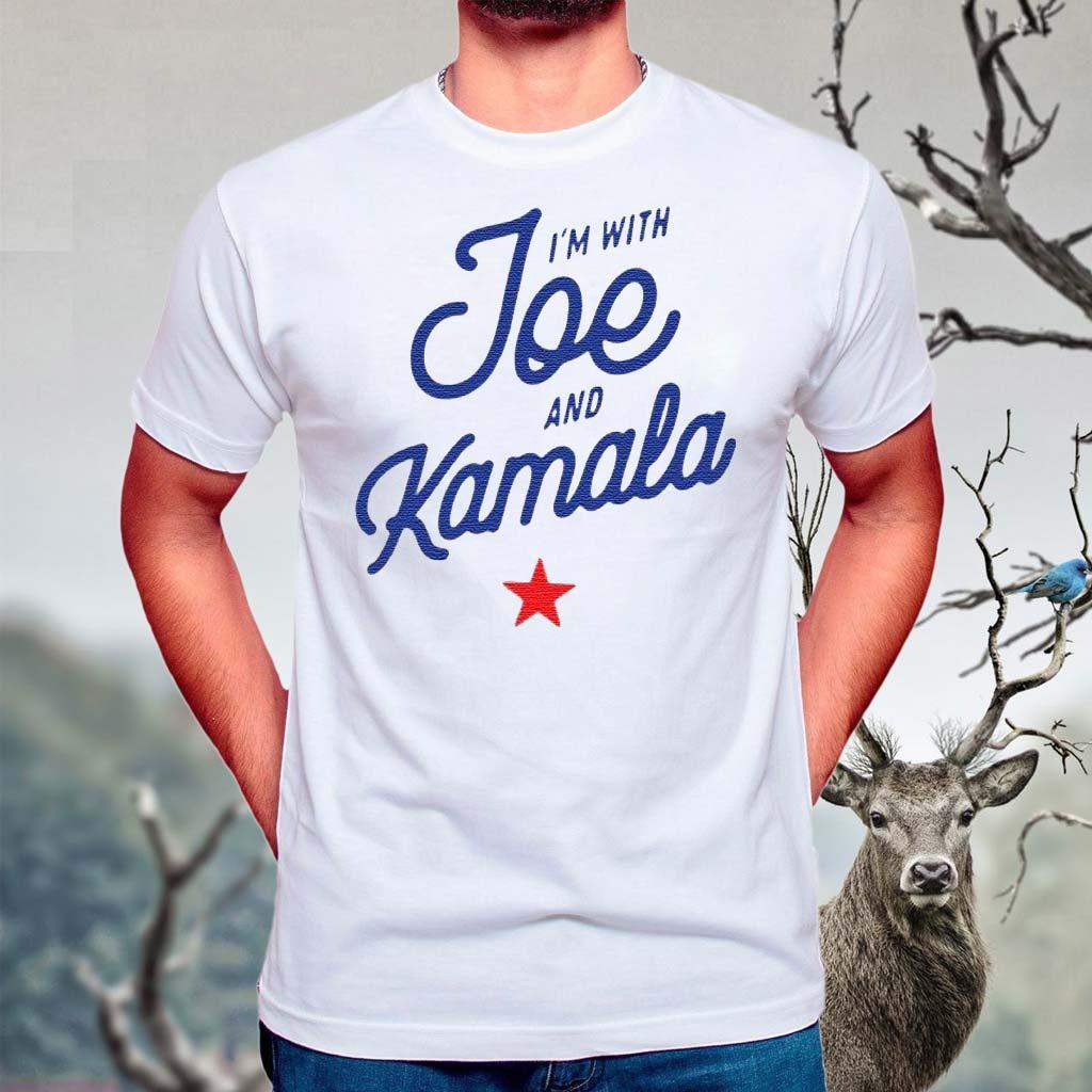 I'm-with-Joe-and-Kamala-2020-shirts