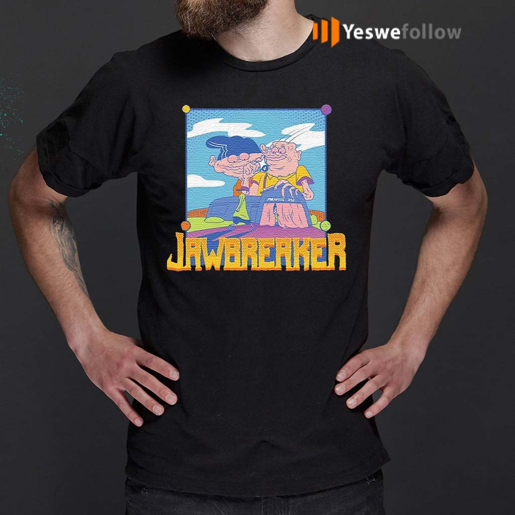 Jawbreaker-t-shirts