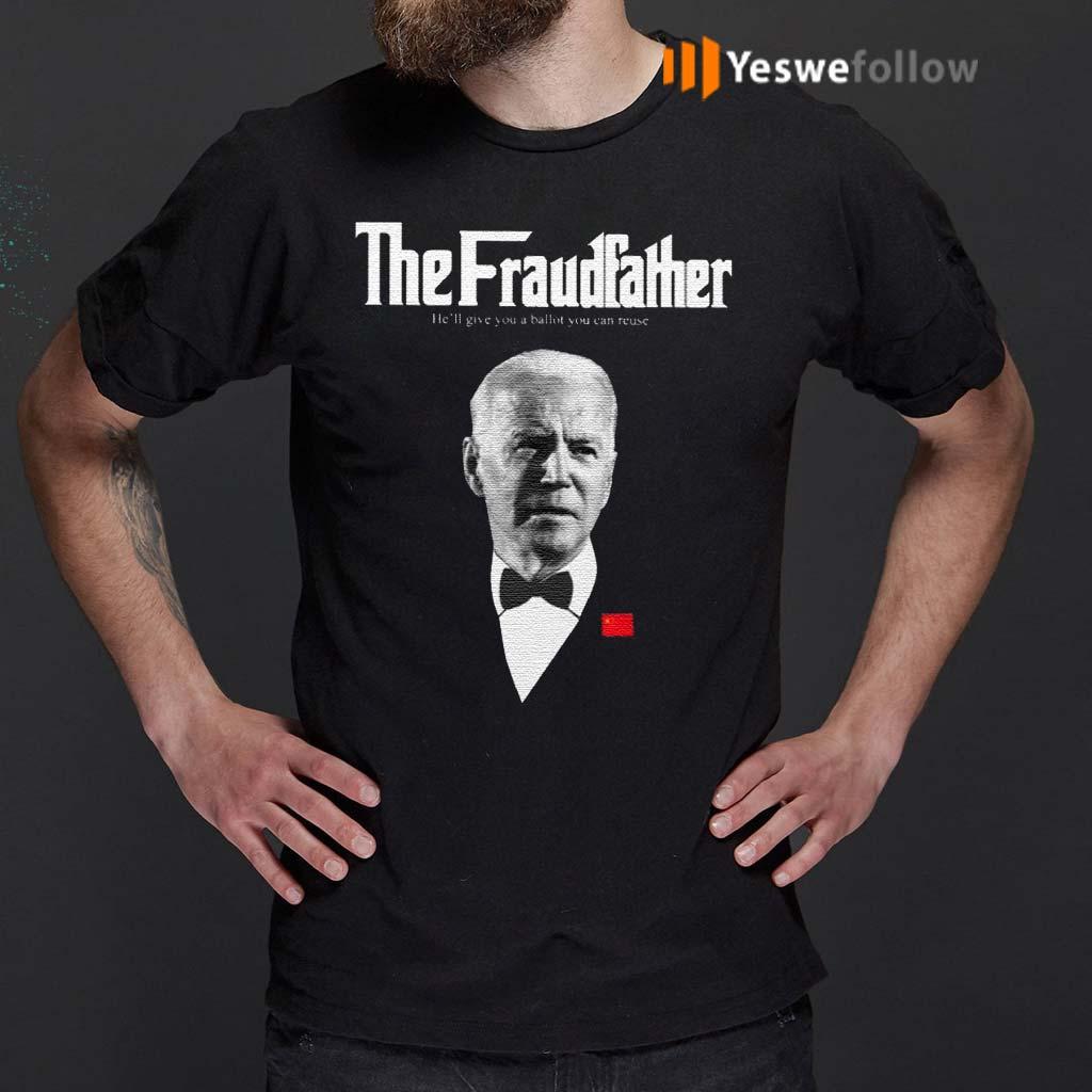 Joe-Biden-The-Fraudfather-Shirt