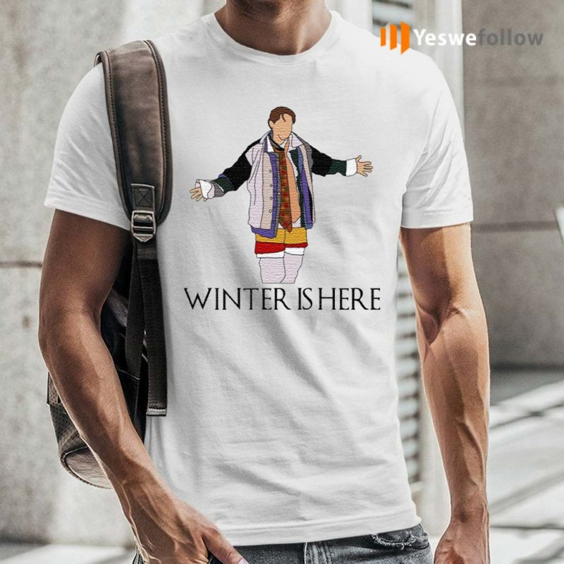 Joey-Winter-Is-Here-Shirt
