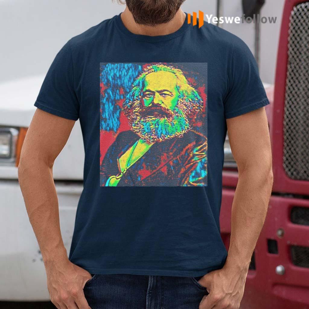Karl-Marx-Marxist-T-Shirt