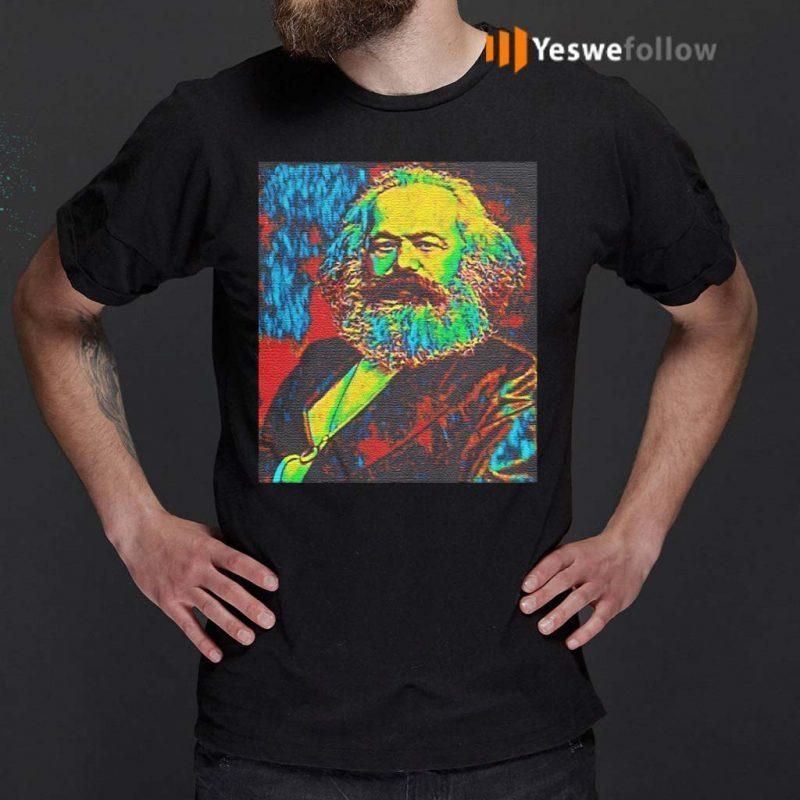 Karl-Marx-Marxist-T-Shirts