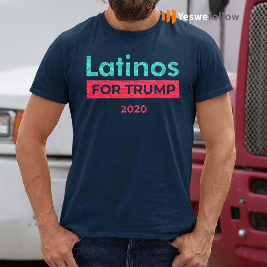 Latinos-For-Trump-Shirt