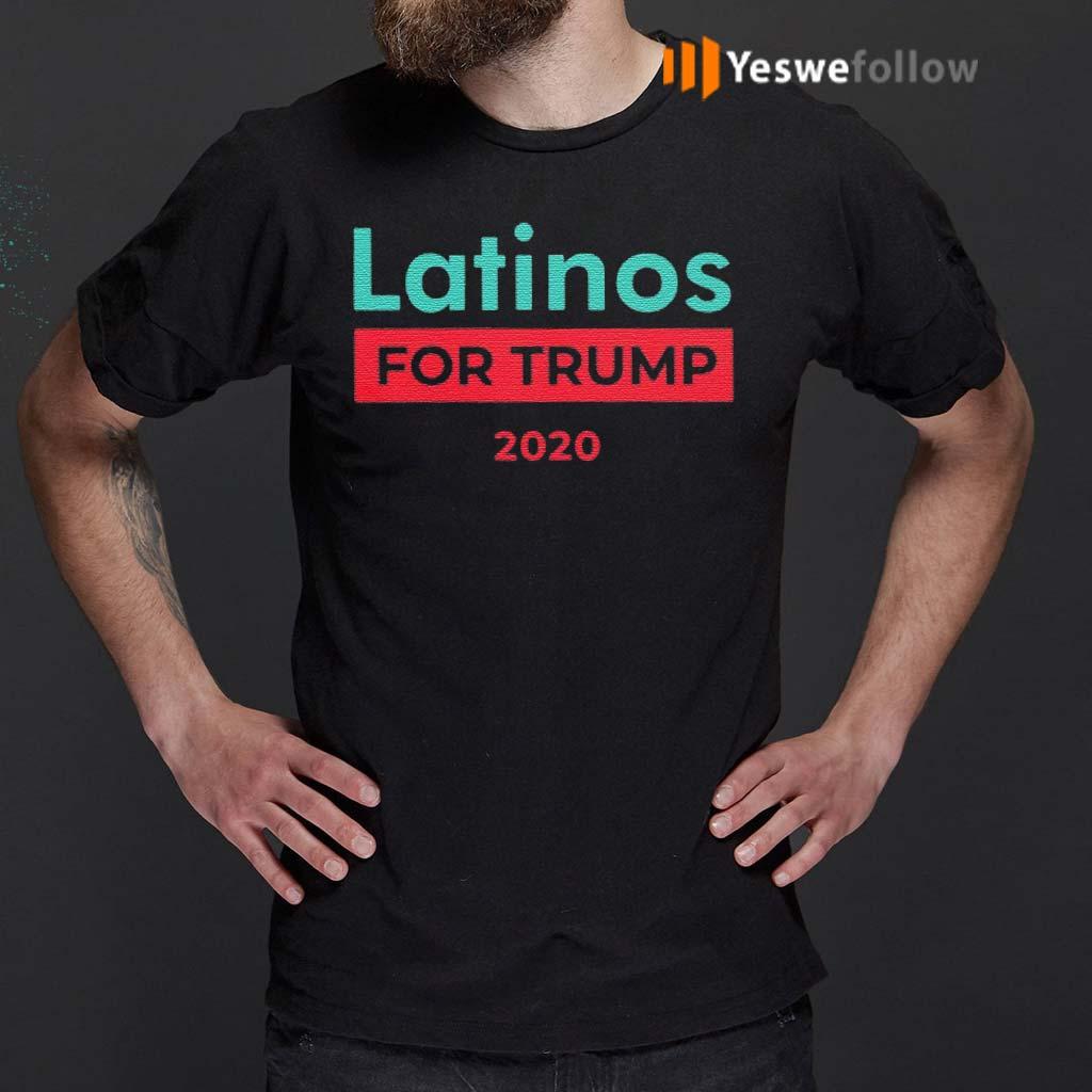 Latinos-For-Trump-Shirts