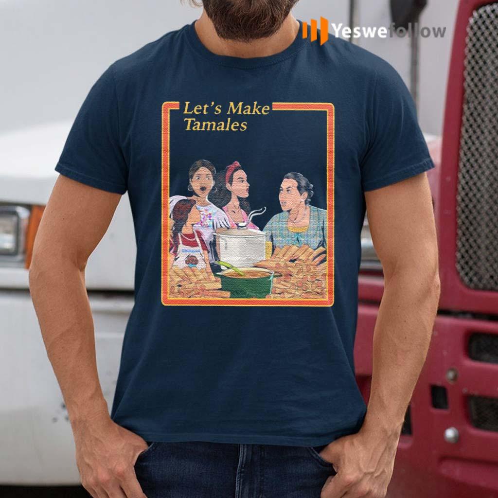 Let's-Make-Tamales-Shirts